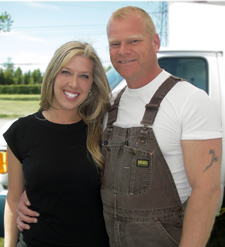 Mike Holmes Wife http://www.gnb.ca/0012/Womens-Issues/wg-es/careersurf/mikeholmes_qa-e.asp