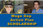 Wage Gap Action Plan Scholarships