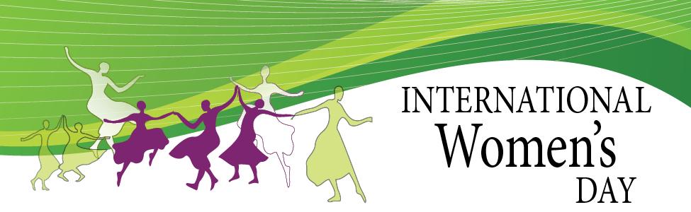 March 8th, 2013–Celebrate International's Women's Day!