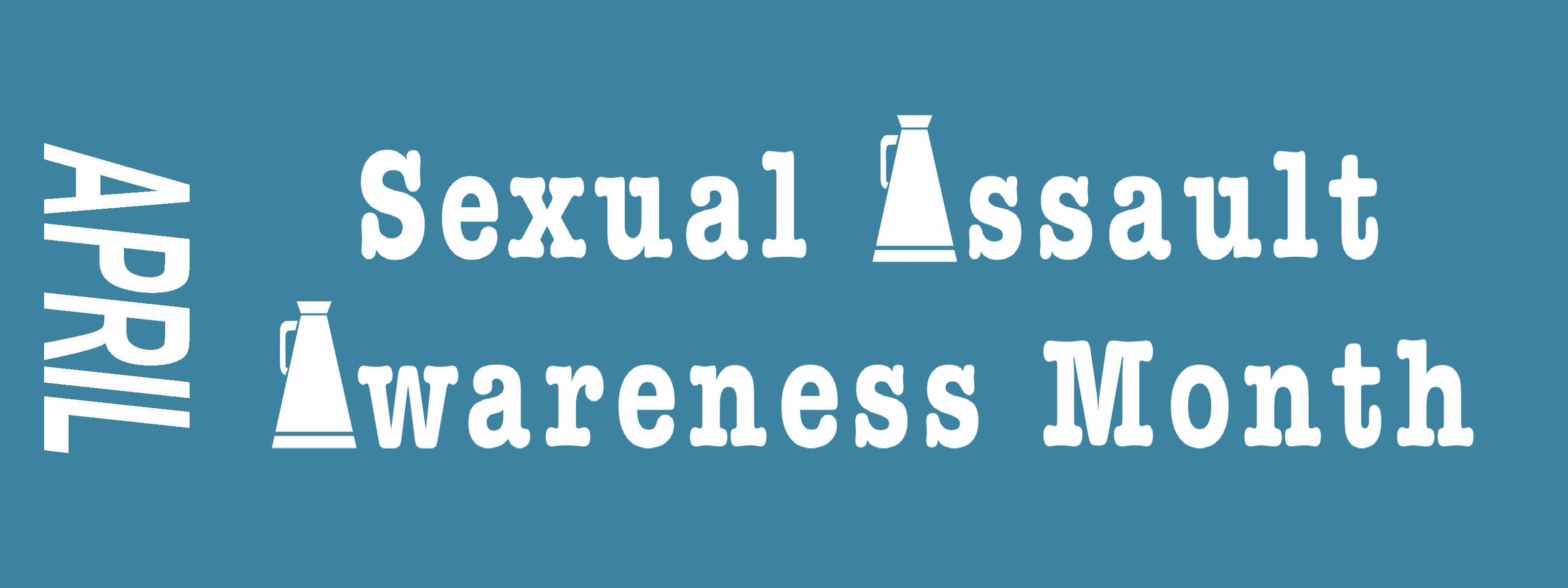 Assault awareness month sexual