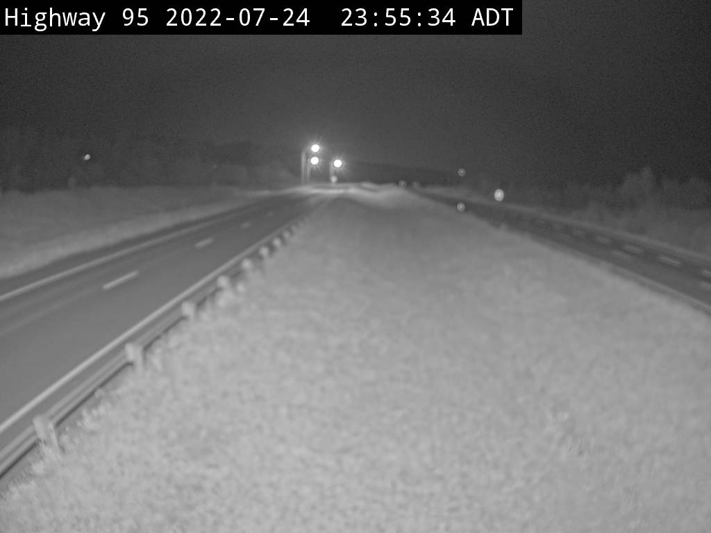 Web Cam image of NB Highway 95 / 540