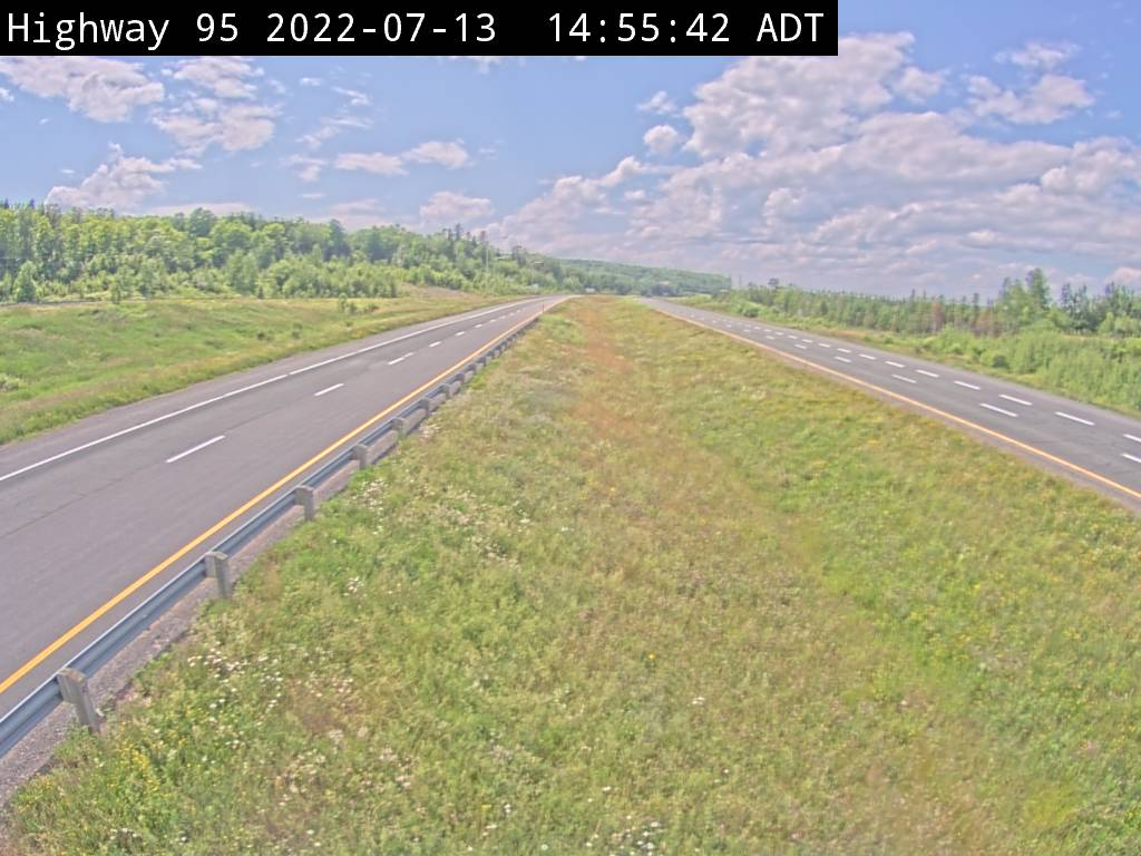 Web Cam image of NB Highway 95 / 540