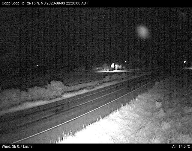 Copp Loop Road