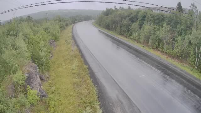 Web Cam image of Quispamsis (Gondola Point)