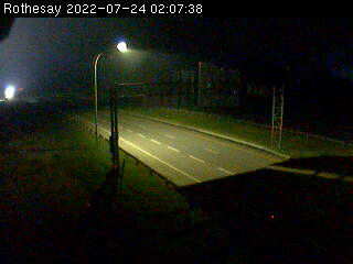Web Cam image of Rothesay (NB Highway 1)