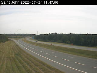 Newfoundland, Saint John, Traffic Views